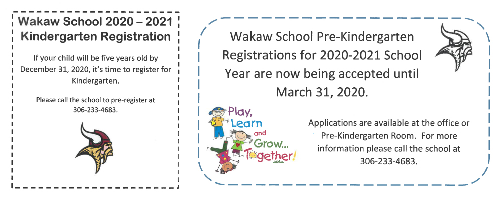 Now accepting Pre-K and K registrations